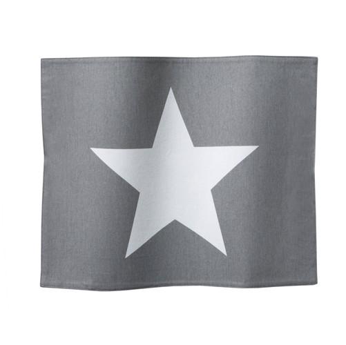 Placemat Etoile | Grey | 35 x 45 cm