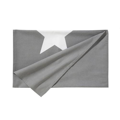 Tafelkleed Etoile | Grey | 140 x 240 cm