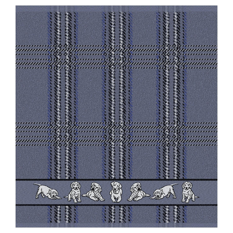 Keukendoek Balou   Blue   50 x 55 cm