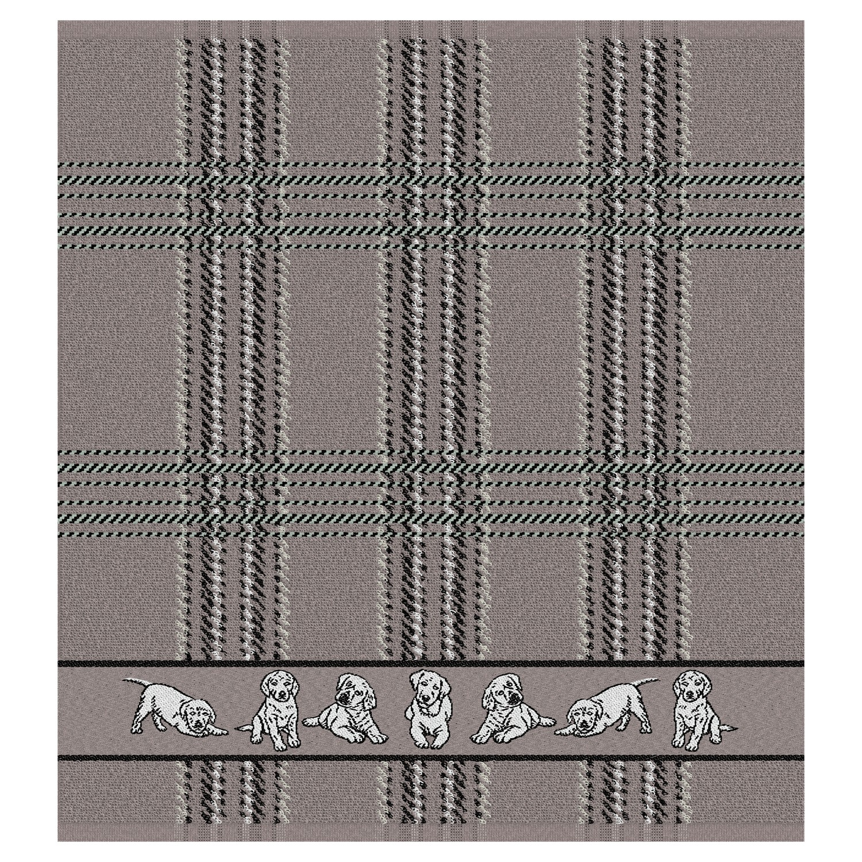 Keukendoek Balou   Grey   50 x 55 cm