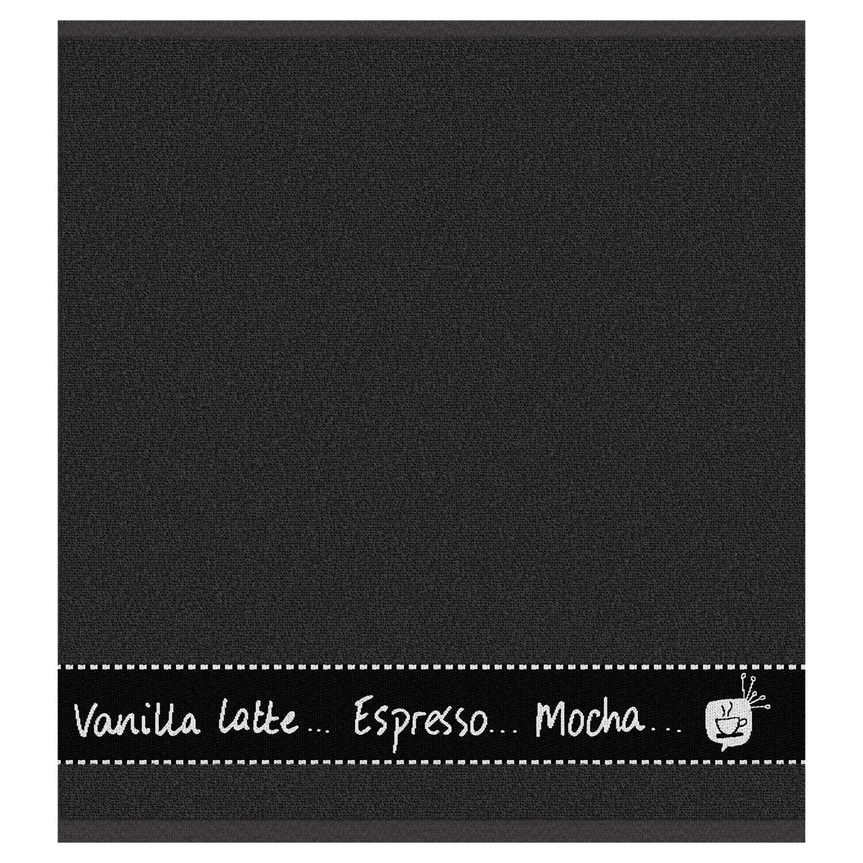 Keukendoek Barista | Anthracite | 50 x 55 cm