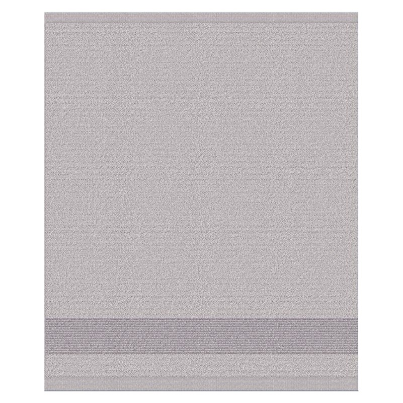 Keukendoek Jura | Bio organic | Silver | 50 x 55 cm