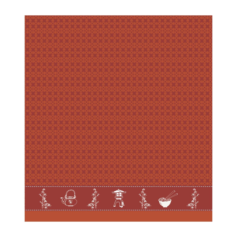 Keukendoek Haru | Sienna | 60 x 65 cm