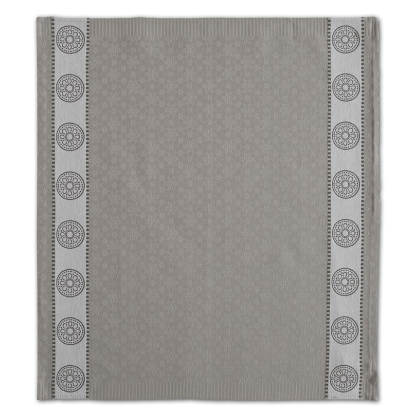 Theedoek Lace | Grey | 60 x 65 cm