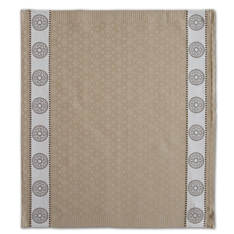 Theedoek Lace | Sand | 60 x 65 cm