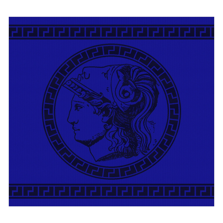 Theedoek Minerva | Blue | 60 x 65 cm
