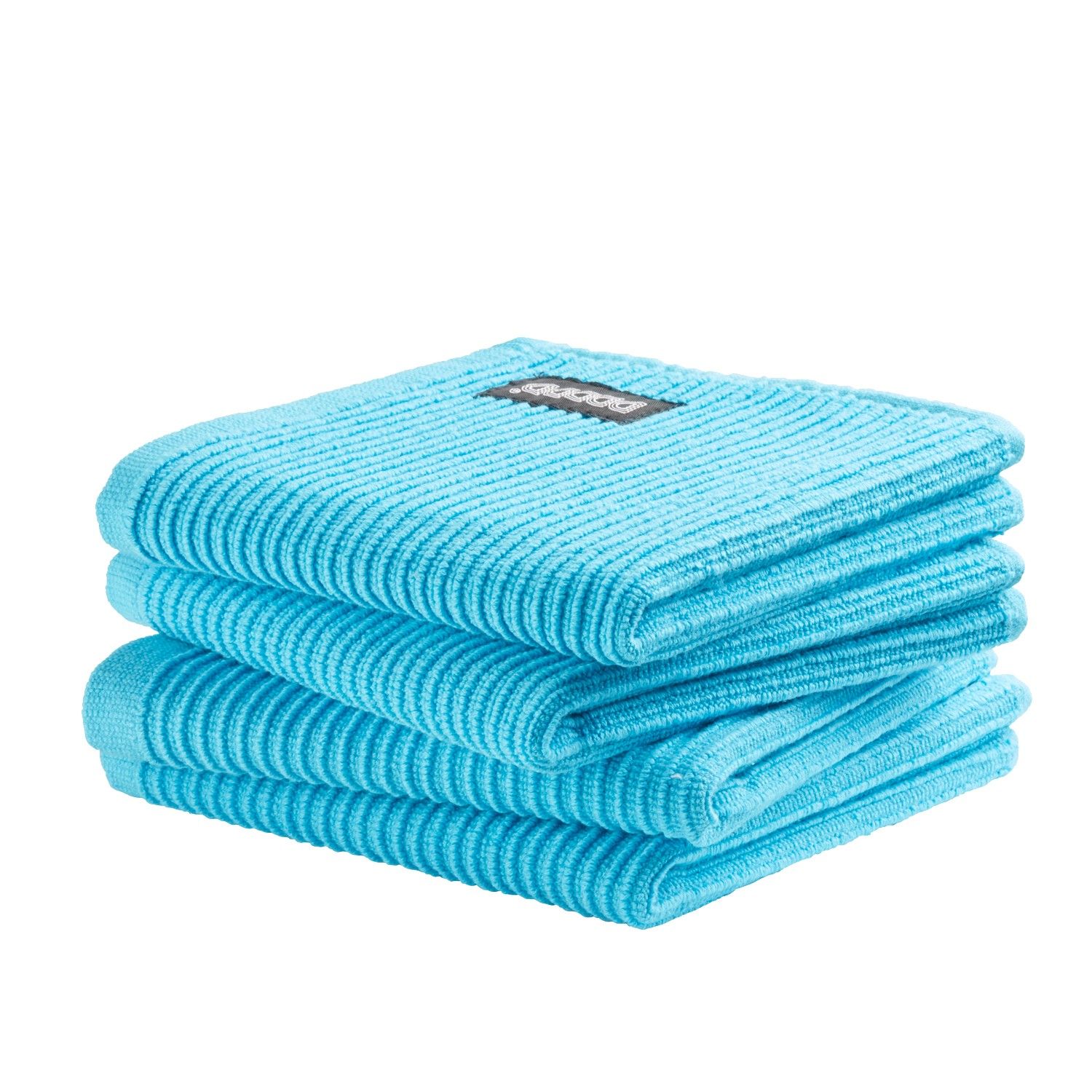 Vaatdoek Basic Clean | Bright blue | 30 x 30 cm