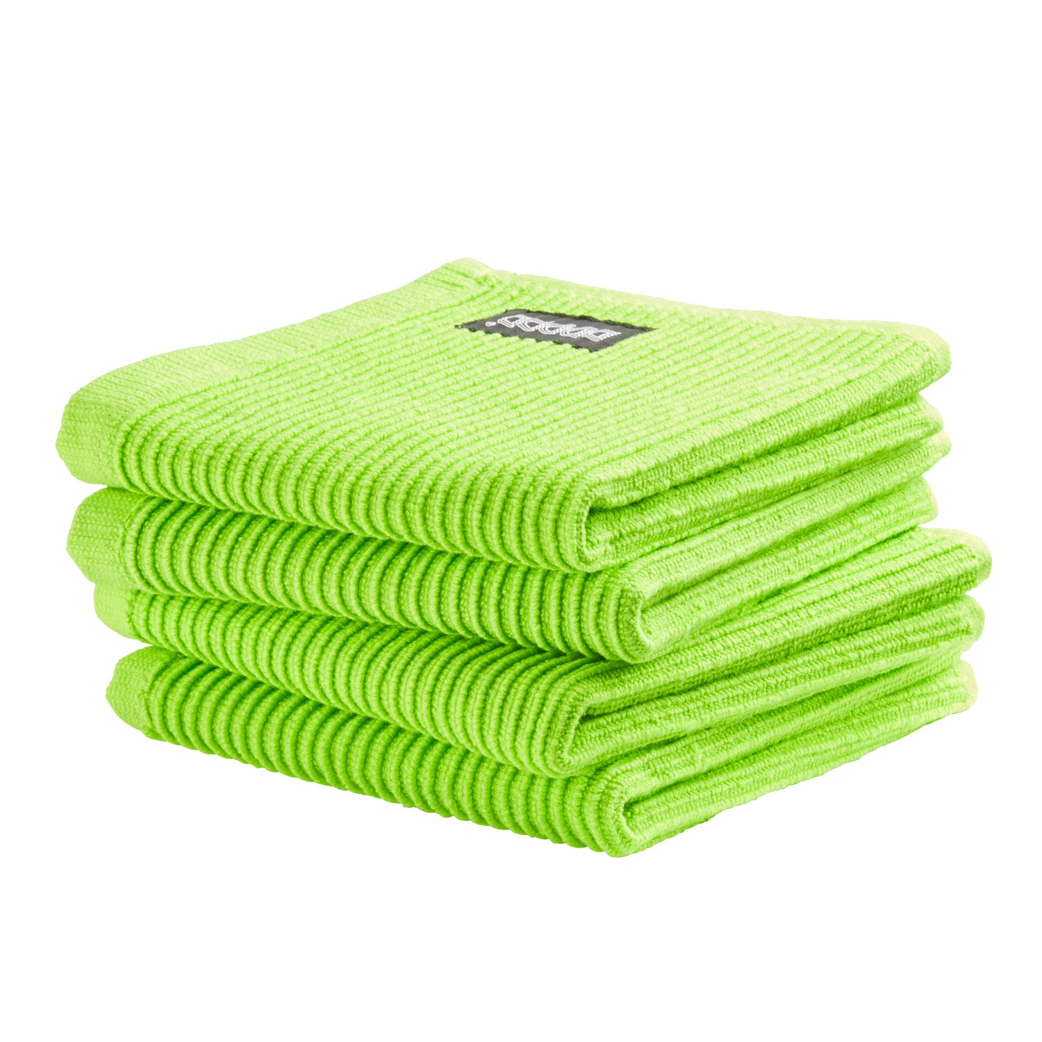 Vaatdoek Basic Clean | Bright green | 30 x 30 cm