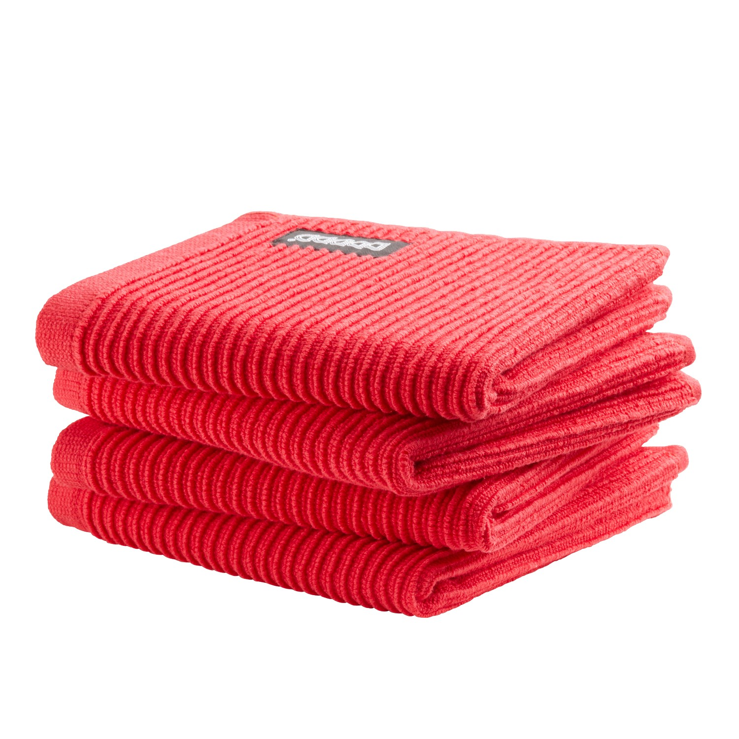 Vaatdoek Basic Clean | Classic red | 30 x 30 cm