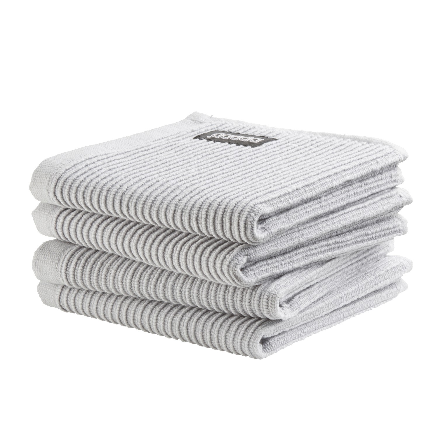 Vaatdoek Basic Clean | Neutral light grey | 30 x 30 cm