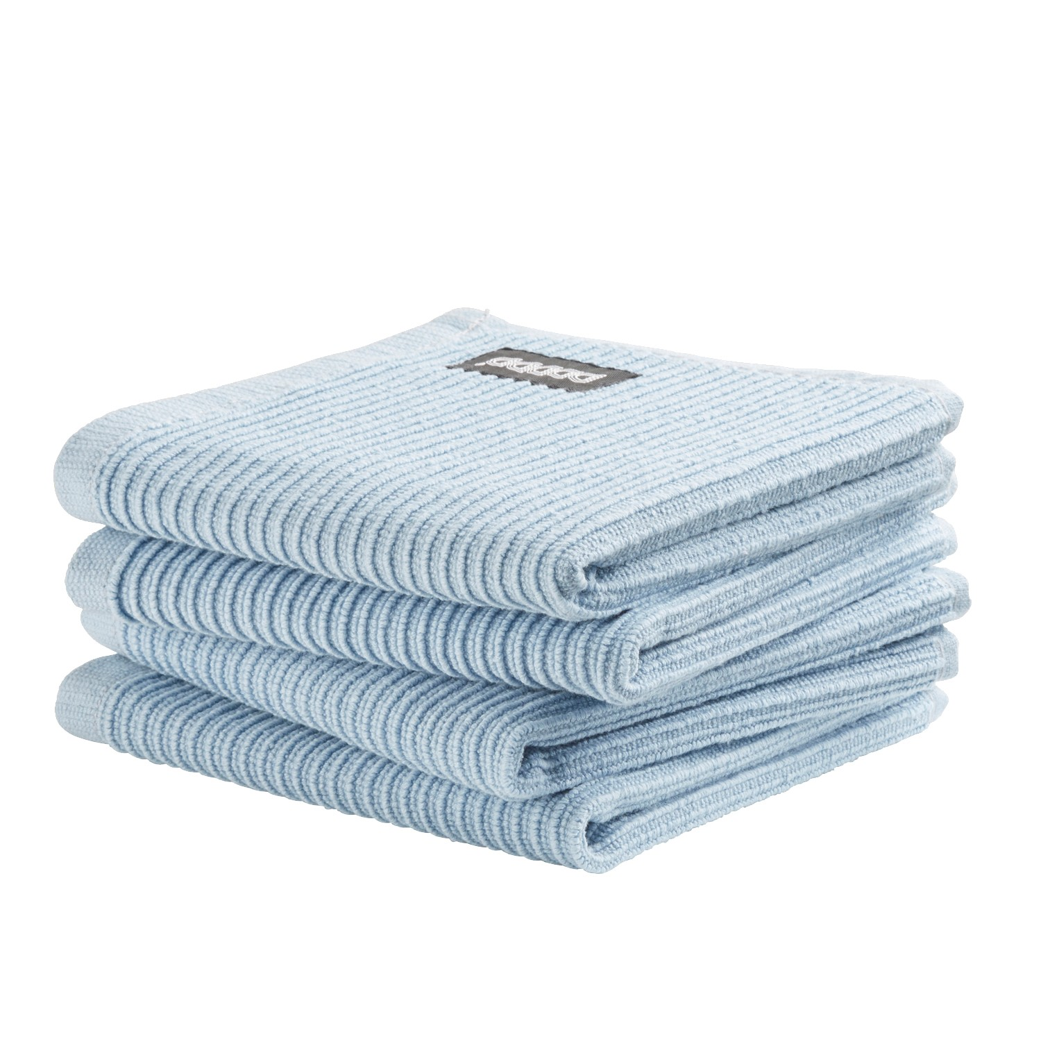 Vaatdoek Basic Clean | Pastel blue | 30 x 30 cm
