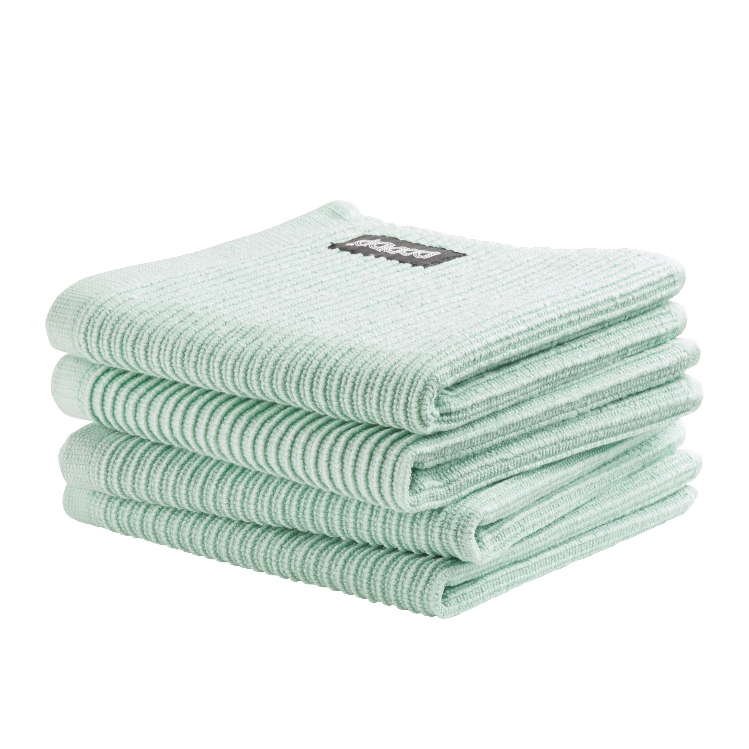 Vaatdoek Basic Clean | Pastel green | 30 x 30 cm