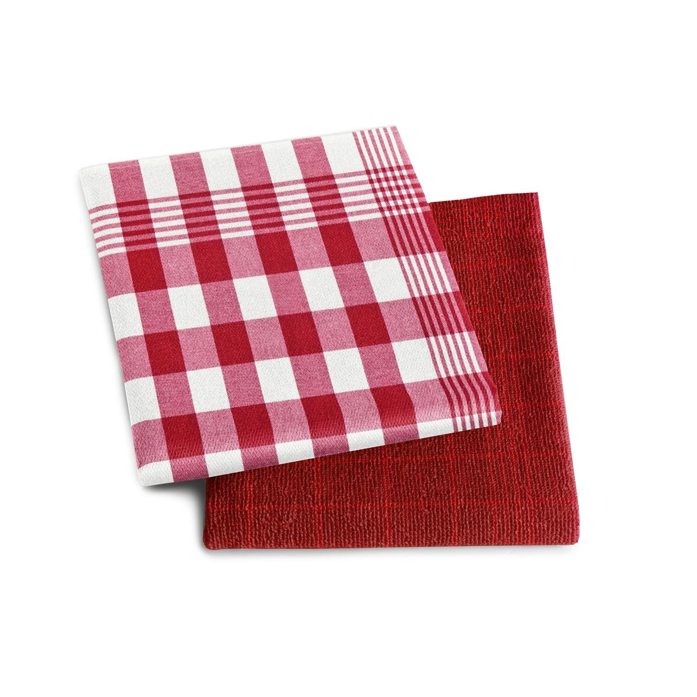 Keukenset Block   Red