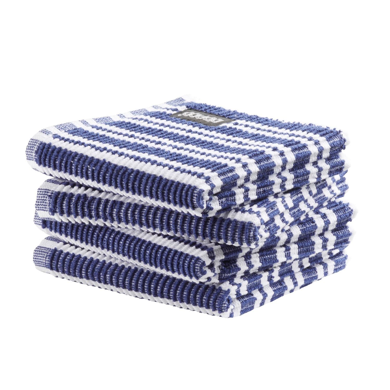 Vaatdoek Classic Clean | Classic blue | 30 x 30 cm