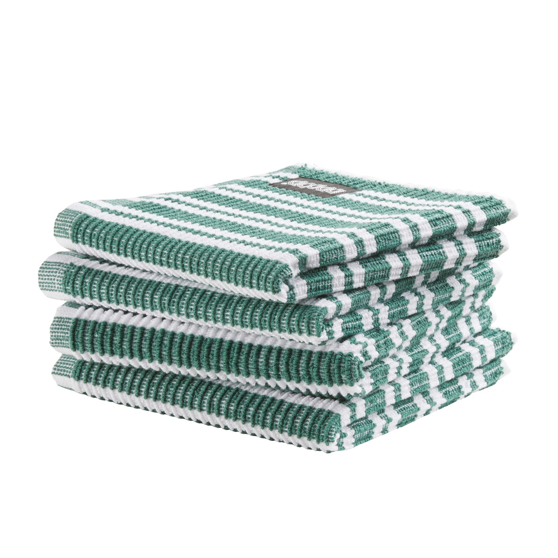 Vaatdoek Classic Clean | Classic green | 30 x 30 cm
