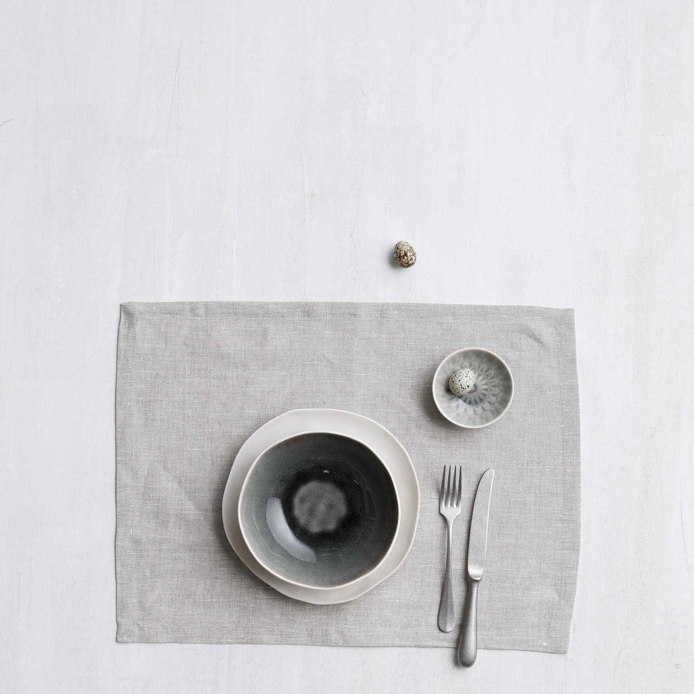 Placemat Cabin | Linnen | Natural | 50 x 35 cm