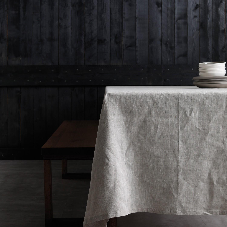 Tafellaken Cabin | Linnen | Natural | 140 x 200 cm