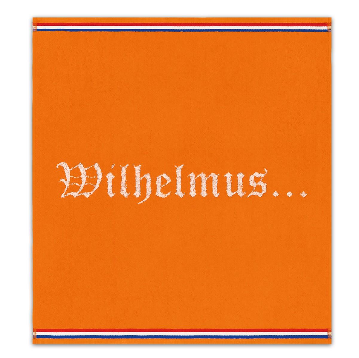 Keukendoek Wilhelmus | Orange | 60 x 65 cm