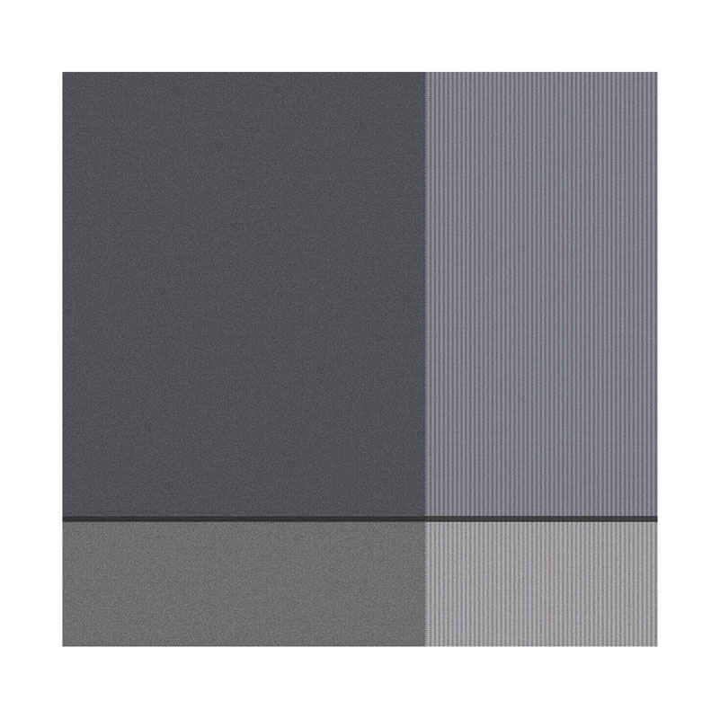 Theedoek Blend | Dove grey | 60 x 65 cm