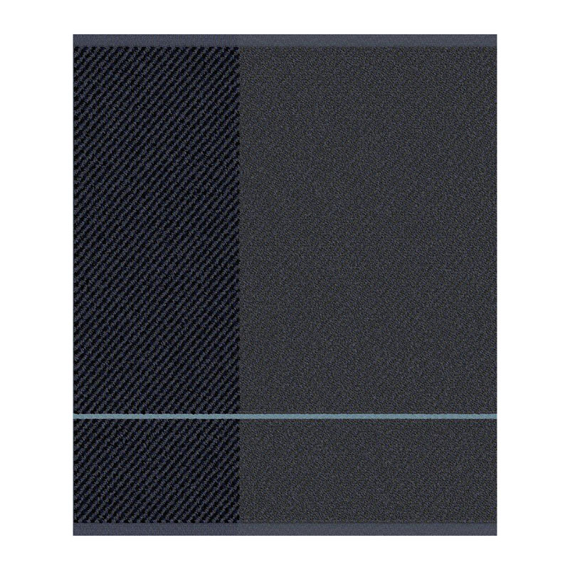 Keukendoek Blend   Graphite   50 x 55 cm