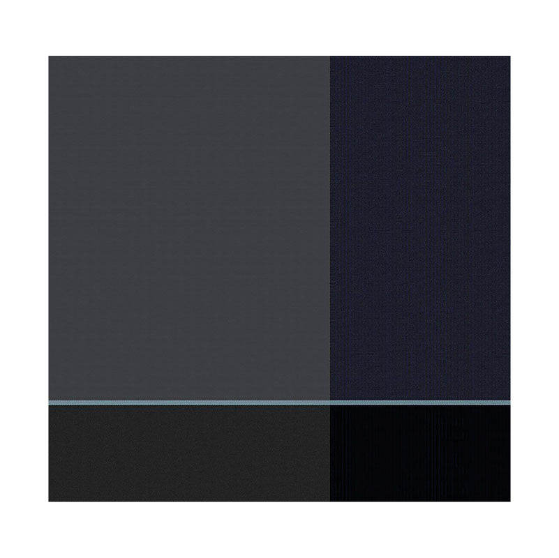 Theedoek Blend   Graphite   60 x 65 cm