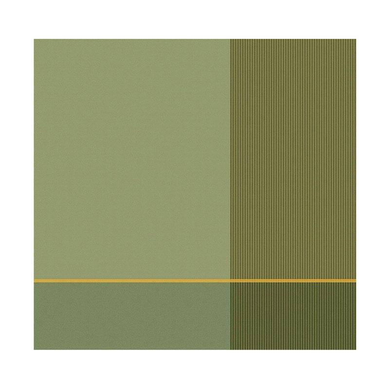Theedoek Blend   Olive green   60 x 65 cm