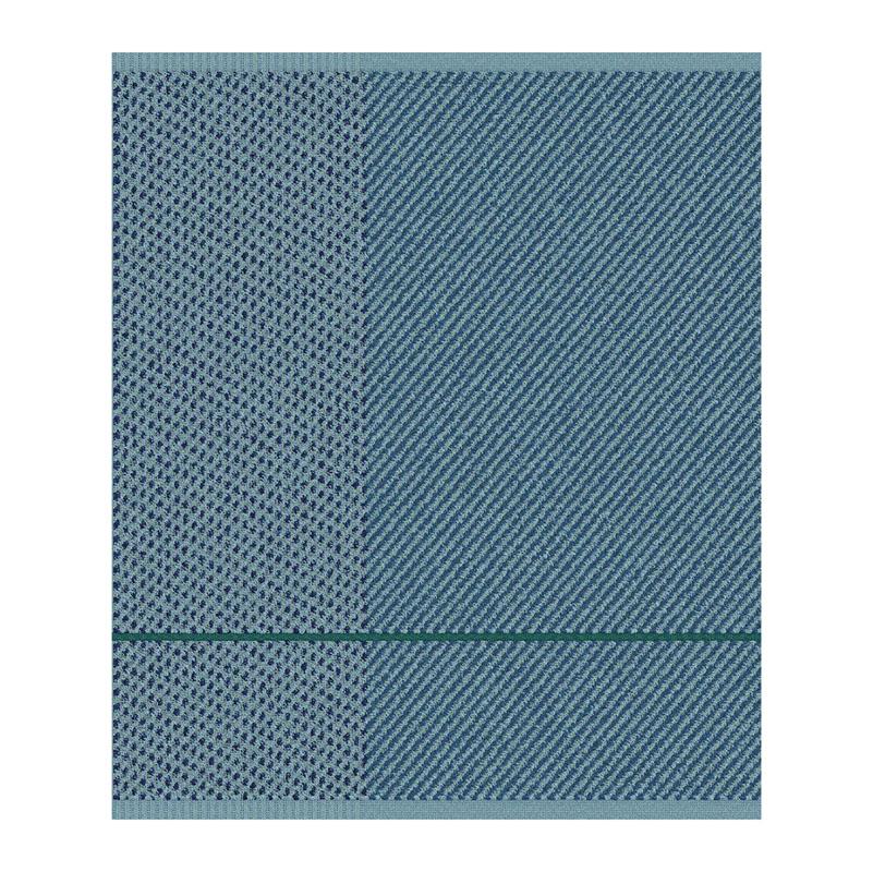 Keukendoek Blend   Teal   50 x 55 cm