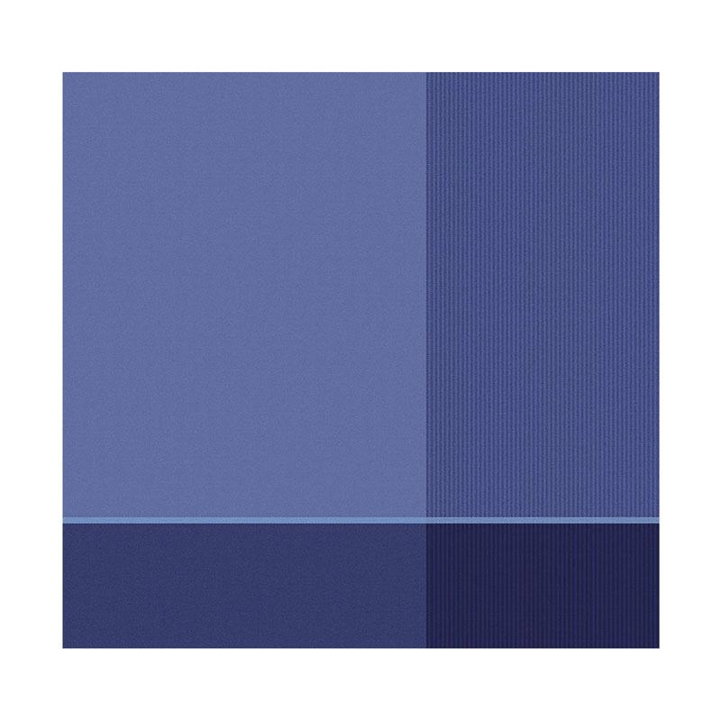 Theedoek Blend   Violet   60 x 65 cm
