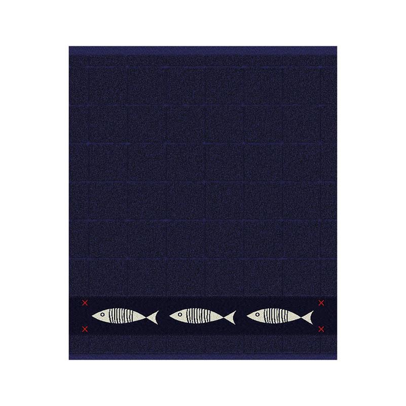 Keukendoek Pescado | Blue | 50 x 55 cm
