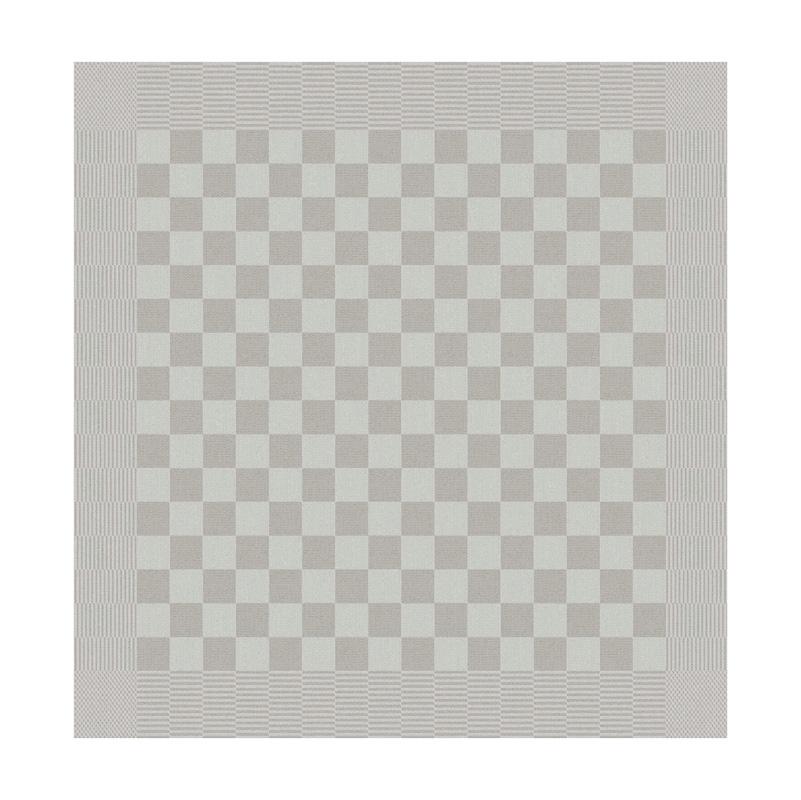 Theedoek Barbeque | Taupe | 65 x 65 cm