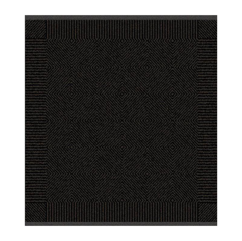 Keukendoek Cisis | Ebony | 65 x 65 cm