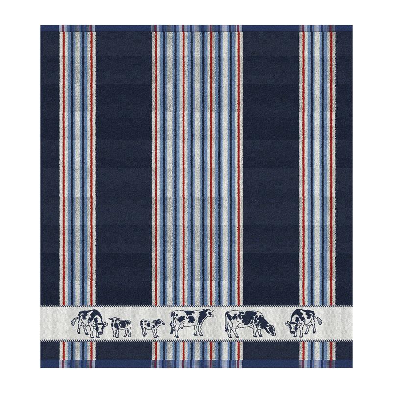 Keukendoek Friesian | Blue | 65 x 65 CM
