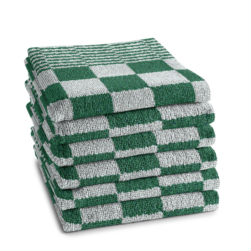 Keukendoek Barbeque | Green | 65 x 65 cm
