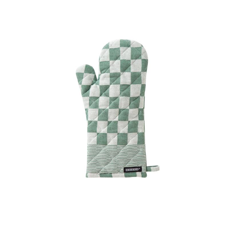 DDDDD Barbeque – Ovenwant – Katoen – Per 2 stuks – Green