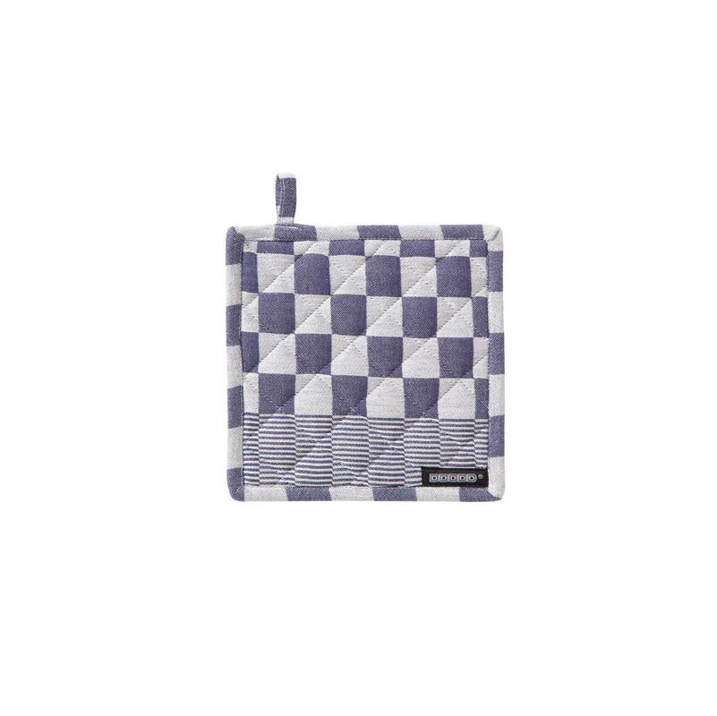 DDDDD Barbeque – Pannenlap – Katoen – Per 2 stuks – Blue