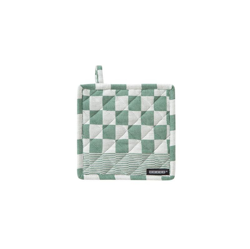 DDDDD Barbeque – Pannenlap – Katoen – Per 2 stuks – Green