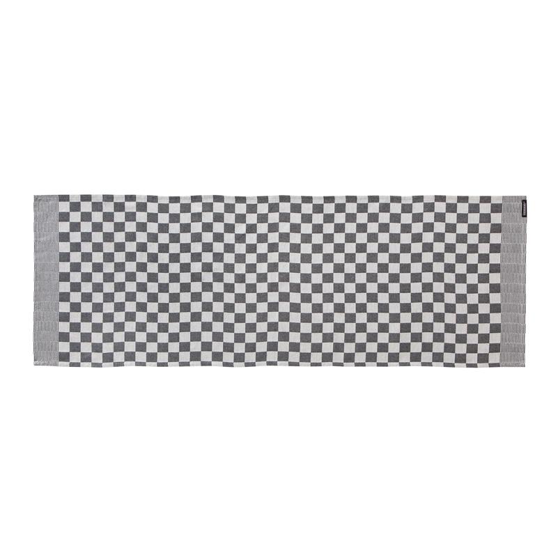 DDDDD Barbeque – Tafelloper – Katoen – Per 2 stuks – Black