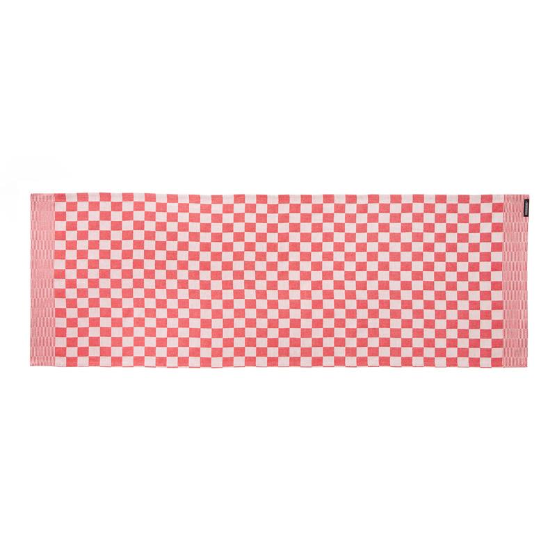 DDDDD Barbeque – Tafelloper – Katoen – Per 2 stuks – Red