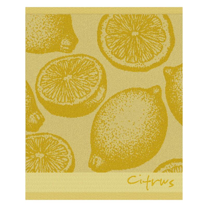 Keukendoek Citrus | Yellow | 50 x 55 cm