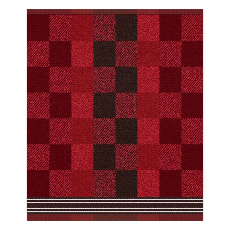 Keukendoek Feller | Red | 50 x 55 cm