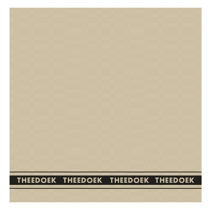 Theedoek Pelle | Cream| 60 x 65 cm