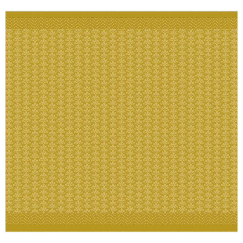 Theedoek Citrus | Yellow | 60 x 65 cm