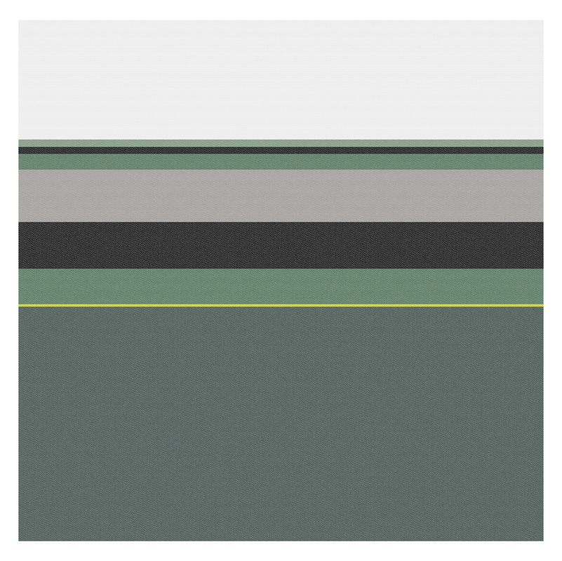 Theedoek Helsinki   Green   60 x 65 cm