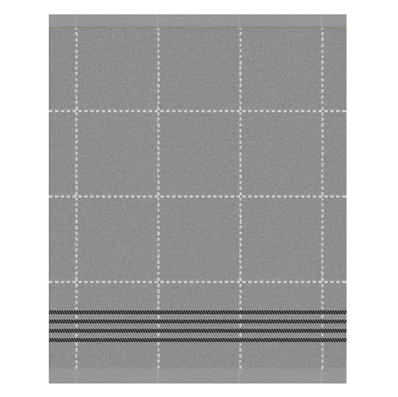 Keukendoek Morvan   Grey   50 x 55 cm